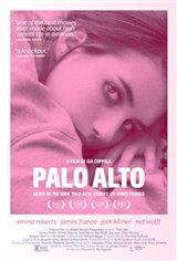 Palo Alto Large Poster