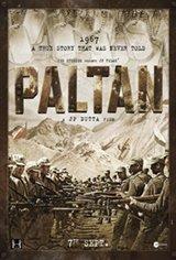 Paltan Large Poster