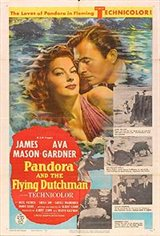 Pandora and the Flying Dutchman Movie Poster