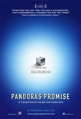 Pandora's Promise Movie Poster