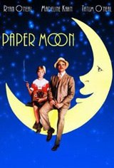 Paper Moon (1973) Movie Poster