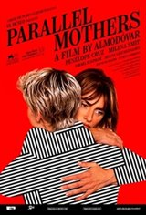 Parallel Mothers Movie Poster