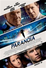 Paranoia Movie Poster