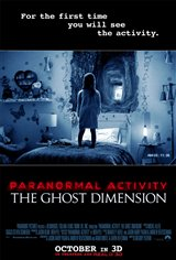 Paranormal Activity: The Ghost Dimension Movie Poster