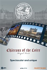 Passport to the World - Châteaux of the Loire: Royal Visit Movie Poster