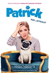 Patrick the Pug Movie Poster