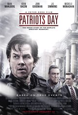 Patriots Day Movie Poster Movie Poster