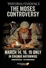 Patterns of Evidence: Moses Controversy Movie Poster