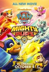 Paw Patrol: Mighty Pups Movie Poster