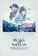Peaks and Valleys Large Poster