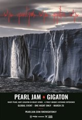 Pearl Jam's Gigaton in Dolby Atmos - A Truly Unique Listening Experience Movie Poster