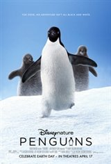 Penguins: The IMAX Experience Movie Poster