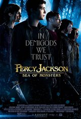 Percy Jackson: Sea of Monsters Movie Poster Movie Poster