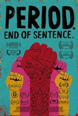 Period. End of Sentence. Movie Poster