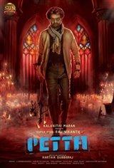 Petta (Hindi) Movie Poster