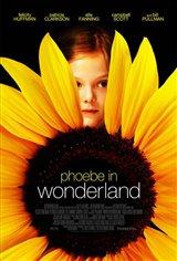 Phoebe in Wonderland Movie Poster