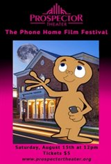 Phone Home Film Festival Large Poster