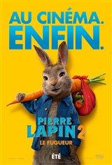 Pierre lapin 2 : Le fugueur Movie Poster