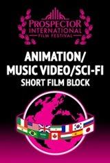 PIFF - Short Animation, Music Video, SciFi Block Movie Poster