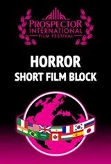 PIFF - Short Horror Block Movie Poster