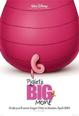 Piglet's Big Movie Movie Poster