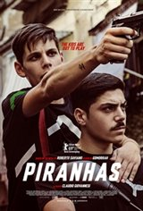 Piranhas (La paranza dei bambini) Movie Poster