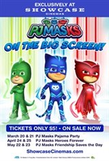 PJ Masks Friends Save the Day Movie Poster