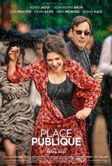 Place publique Movie Poster