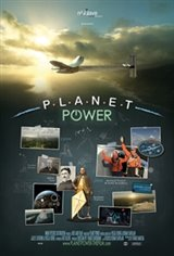 Planet Power: An IMAX 3D Experience Movie Poster
