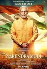 PM Narendra Modi (Hindi) Movie Poster