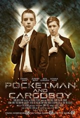 Pocketman and Cargoboy Movie Poster