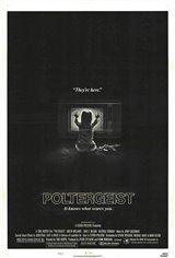 Poltergeist (1982) Large Poster