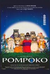 Pom Poko (Dubbed) Movie Poster