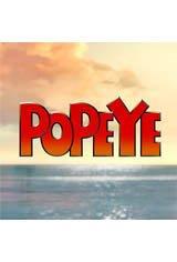 Popeye Large Poster