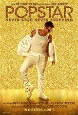 Popstar: Never Stop Never Stopping Large Poster