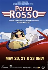 Porco Rosso - Studio Ghibli Fest 2018 Movie Poster