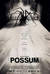 Possum Movie Poster
