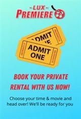Premiere Private Rental Movie Poster