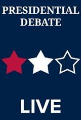 Presidential Debate LIVE Movie Poster