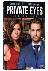 Private Eyes: Season One Movie Poster Movie Poster
