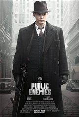 Public Enemies Movie Poster