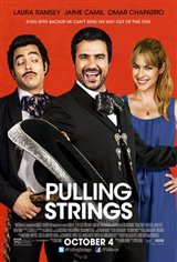 Pulling Strings Large Poster