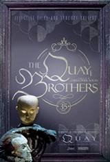 Quay Brothers - On 35 MM Movie Poster