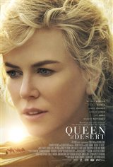 Queen of the Desert Movie Poster