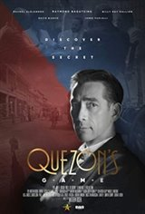 Quezon's Game Movie Poster