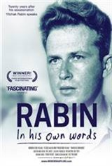 Rabin in his Own Words Movie Poster