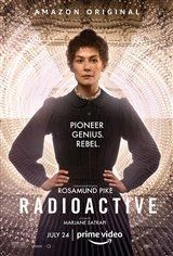 Radioactive (Amazon Prime Video) Movie Poster