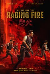 Raging Fire Movie Poster