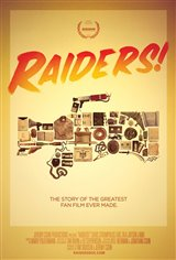 Raiders! The Story of the Greatest Fan Film Ever Made Movie Poster