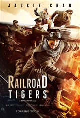 Railroad Tigers Movie Poster Movie Poster